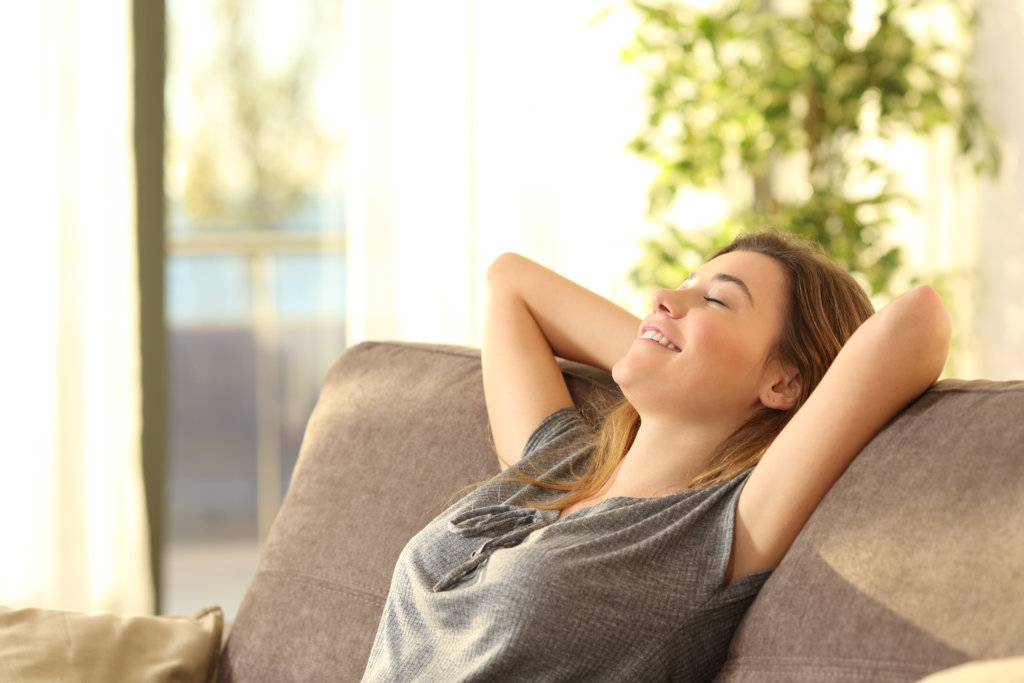 Hot Stone Massage and Aromatherapy