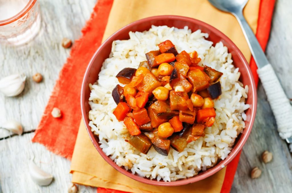 Combat Chronic Fatigue With This Delicious Curry