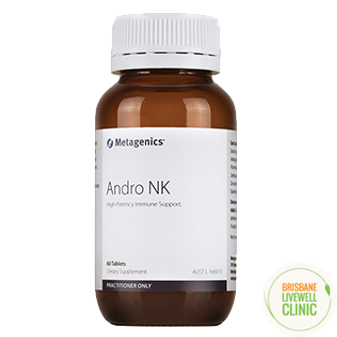Andro NK tablets by Metagenics