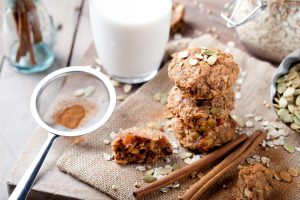 Millet Molasses Cookies to help with Anaemia
