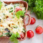 Plant-Based Pasta Bake