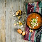 African Peanut and Taro Stew
