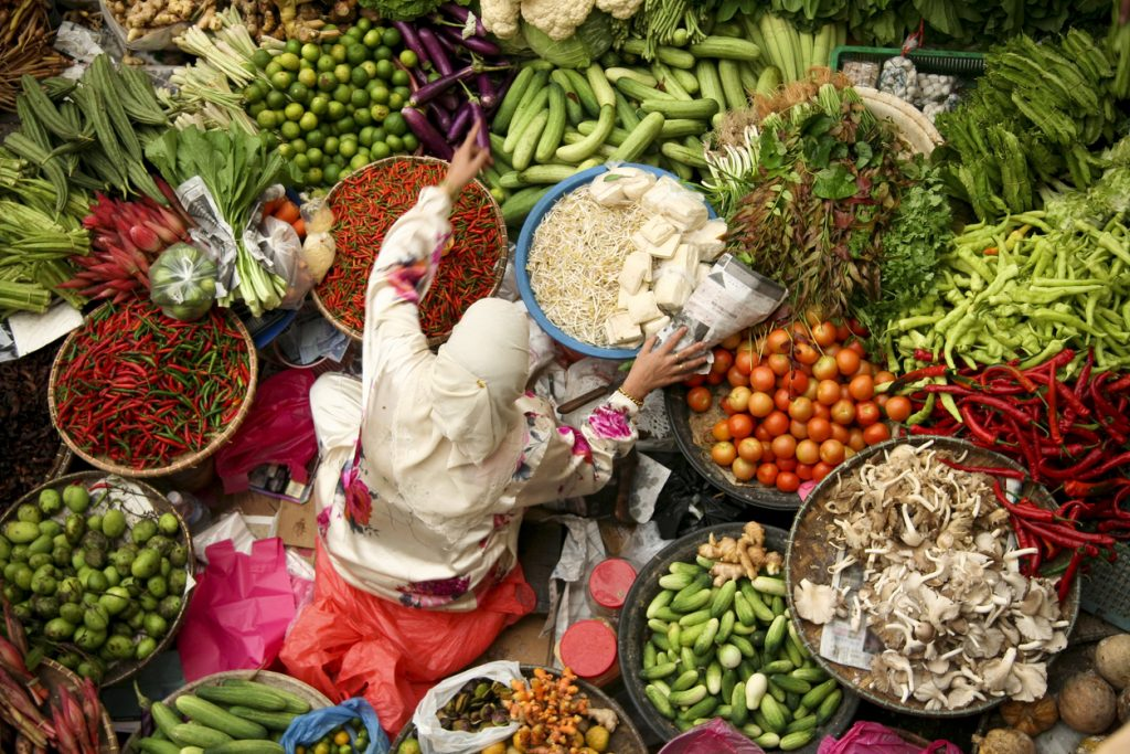 Plant Based Foods - Asia