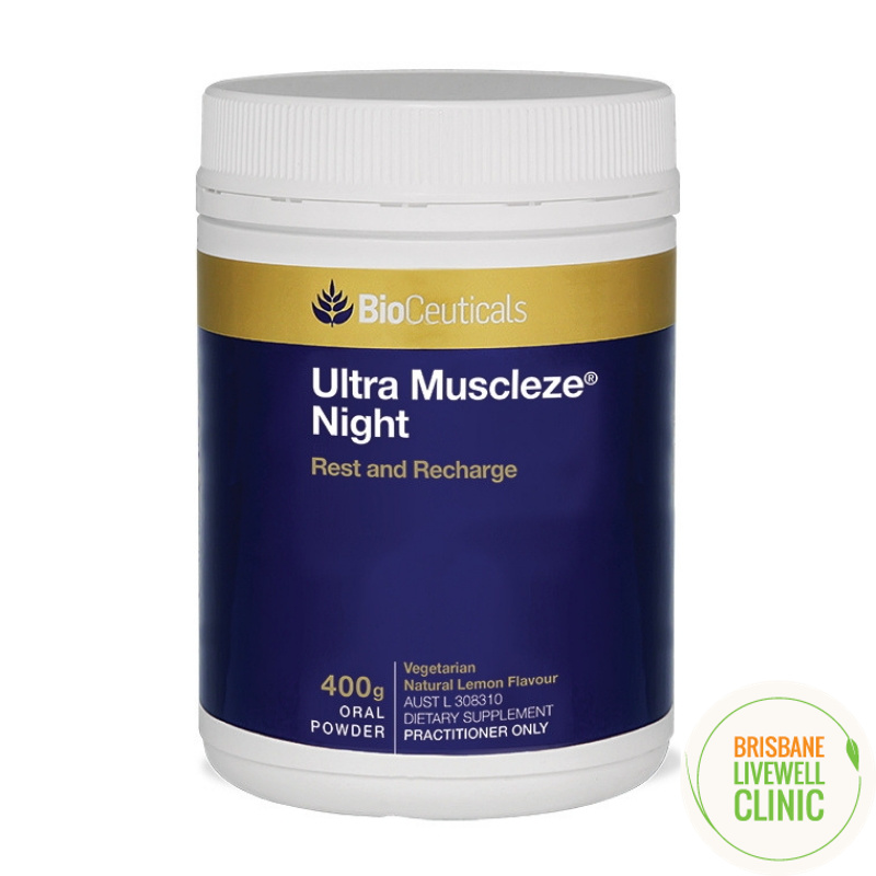 Ultra Muscleze Night by Bioceuticals