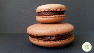 Plant-Based Chocolate Macaroon