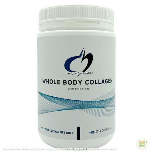 Whole Body Collagen by Designs for Health Australia