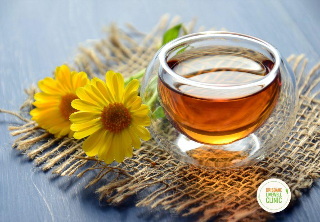 Livewell Naturopathic Tea.