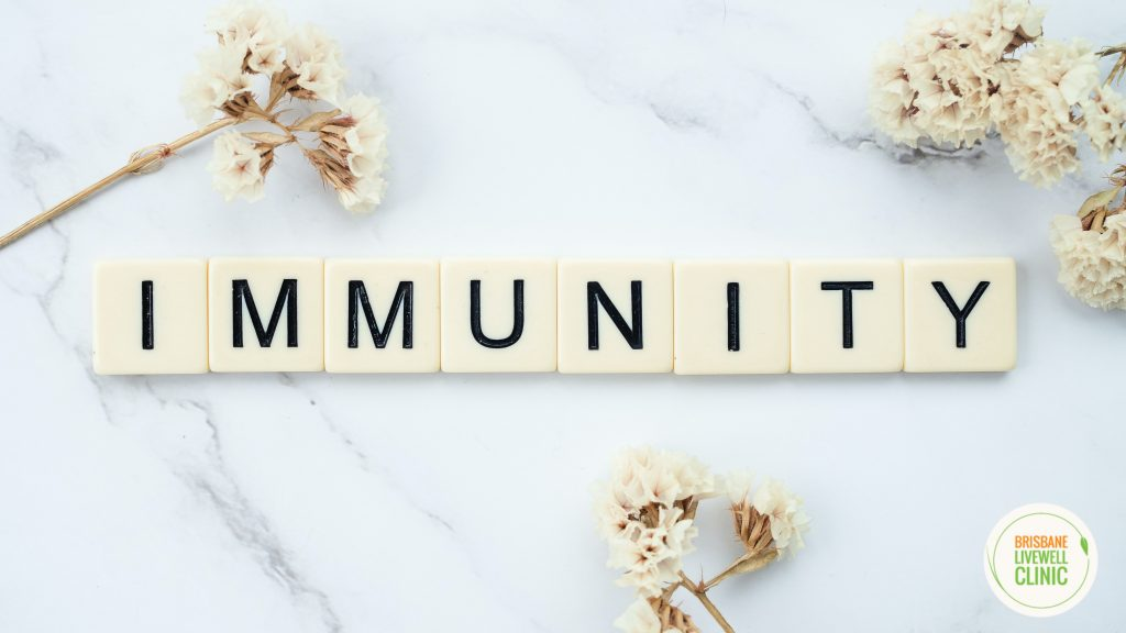 Lowered immunity – When a previous viral infection has affected your immune system