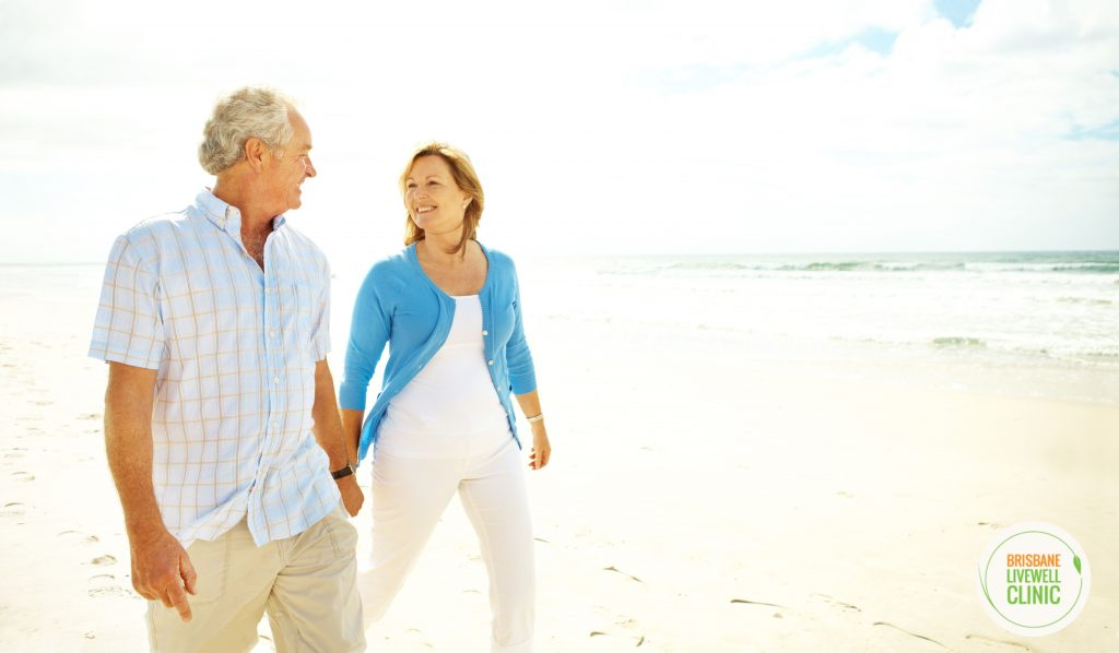 Health in Men over 60 which is the new 50