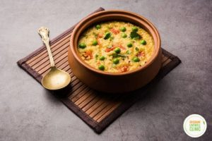 Boosting Men's Health & Energy with Vegetable Oats Khichri