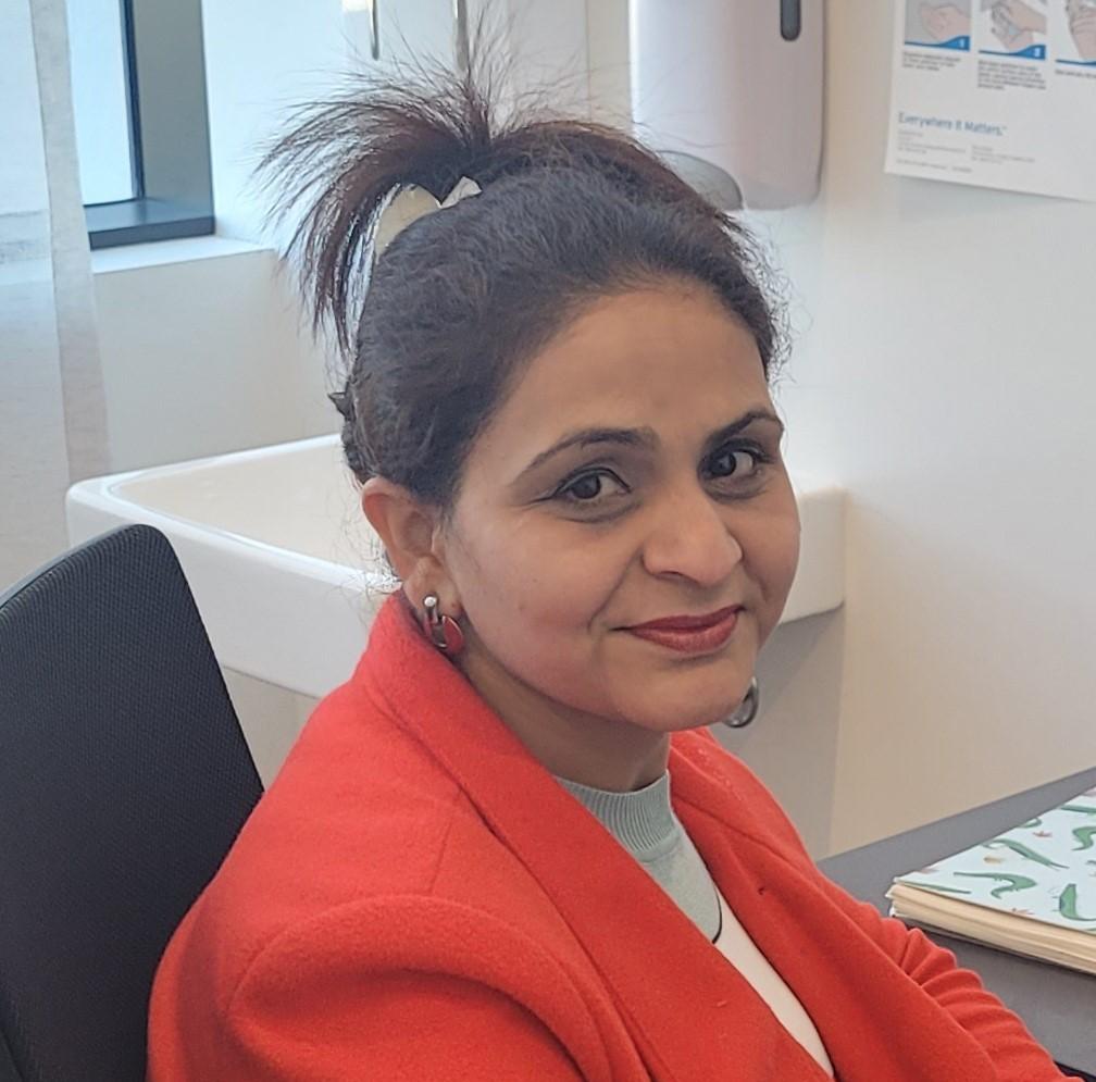 Dr Nupur Sharma